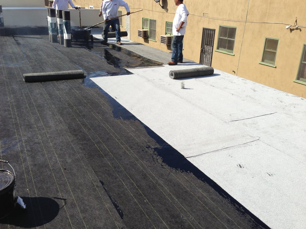 Flat Roof Installation Contractor Quick Amp Affordable